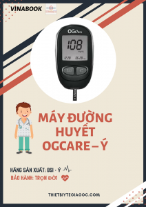 máy đo đường huyết OGCARE-Ý
