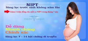 sàng lọc tiền sản NIPT
