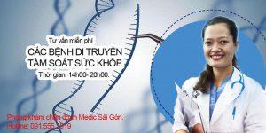 tư vấn miễn phí các bệnh di truyền, liên hệ ngay với chúng tôi